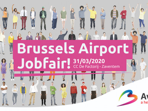 Brussels Airport Jobfair 31 maart 2020