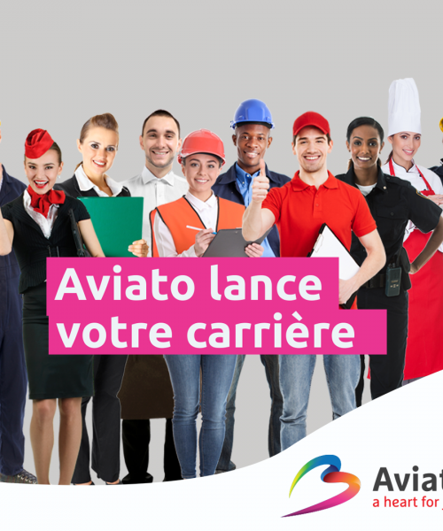 Aviato Brussels Airport Jobs